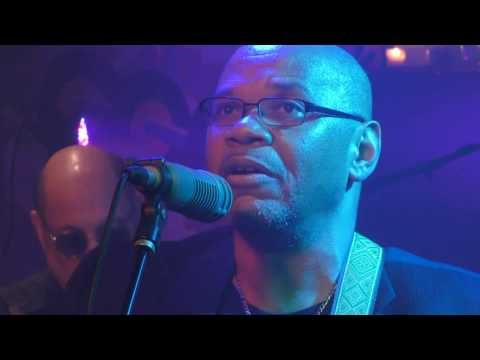Norman Taylor and Blue Soul Livestream at The Boom Room