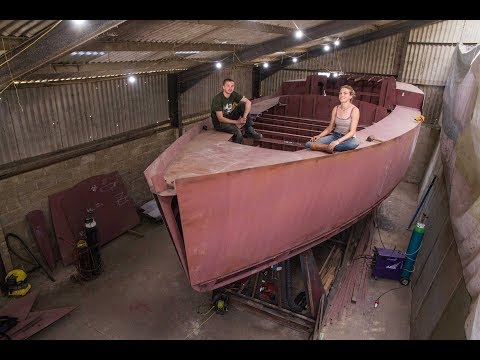 Bruce Roberts Voyager 388 - Boat Building Kit