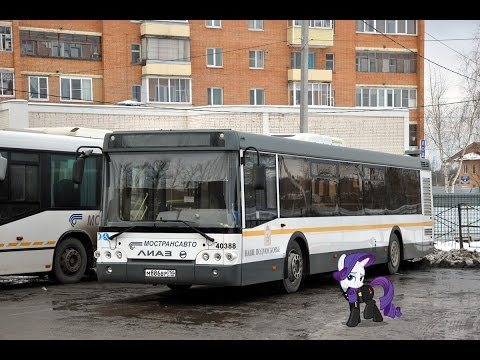 Поездка на автобусе ЛиАЗ-5292.60 (МТА) № 40388 Маршрут № 347 Дзержинский