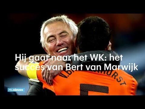 Naar het WK: het succesverhaal van Bert van Marwijk