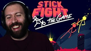 EMBRACE THE RAGE | Stick Fight: The Game Part 2