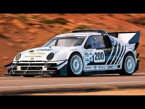 Best Of Pikes Peak HillClimb Monsters - Modern Era Compilation