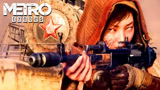 Metro Exodus - Official Story Trailer