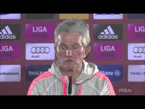 Nuremberg vs Bayern Munich: Heynckes on local rivalry