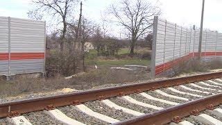 «Горячая линия». Из-за расширения железной дороги начал разрушаться жилой дом