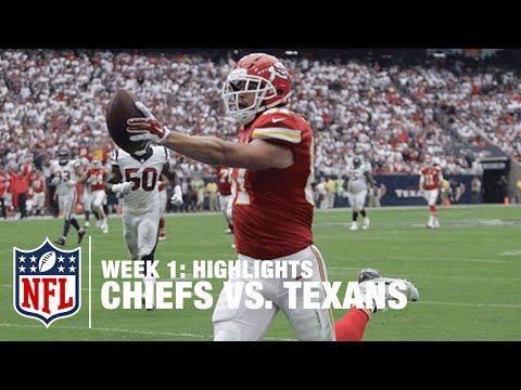 Chiefs vs. Texans | Week 1 Highlights | NFL
