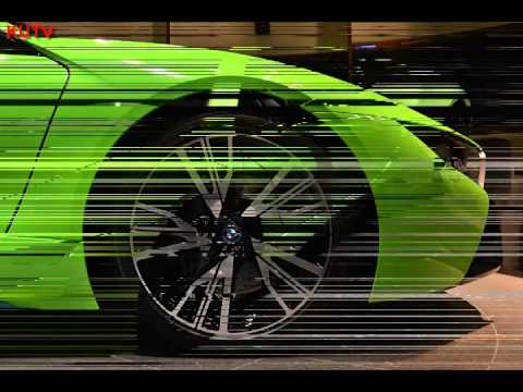 2015 Ever Seen Lime Green Bmw I8 Youtube