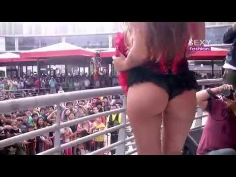 Lenceria Bombon Rojo | Inauguracion tienda Mega Plaza