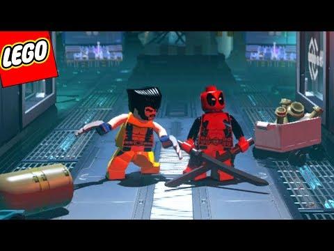 LEGO Marvel Super Heroes #66 - DEADPOOL E AMIGOS VS VENOM
