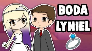 ¡NOS CASAMOS! BODA LYNIEL 💍   Minecraft Serie Anormal