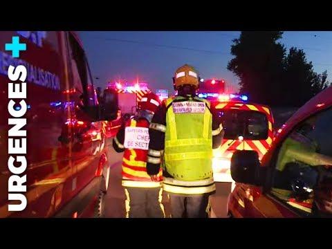 Pompiers d'élite, immersion dans les plus grandes casernes de France