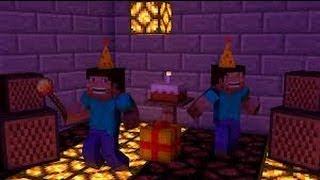 Зажжем Party в  Minecraft ?!!! В прямом смысле этого слова !!!!