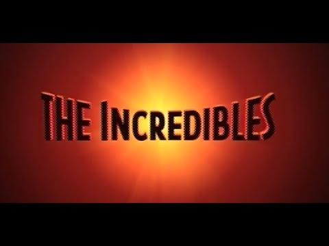 The Incredibles - Disneycember
