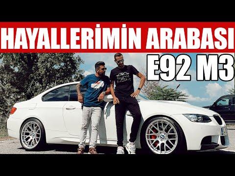 BMW E92 M3 | Hayallerimin Arabasına Kavuştum