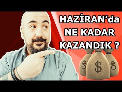 HAZİRANDA NE KADAR KAZANDIK? ( Hisse Dolar Altın Eurobond Katılım Ve Karma Fon Performansları )