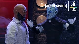 Game of Thrones' Night King Meets Suge Knight... and Godzilla Takes on Jason! | Robot Chicken