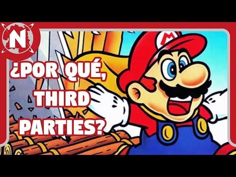 ¿Por qué las third party odian a Nintendo?