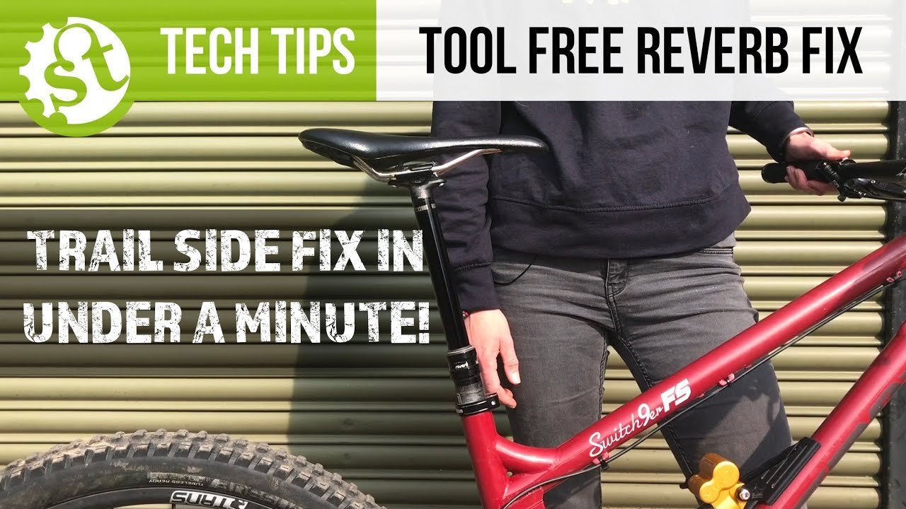 Rockshox Reverb Hose Guide works with Fox KS Thomson Droppers