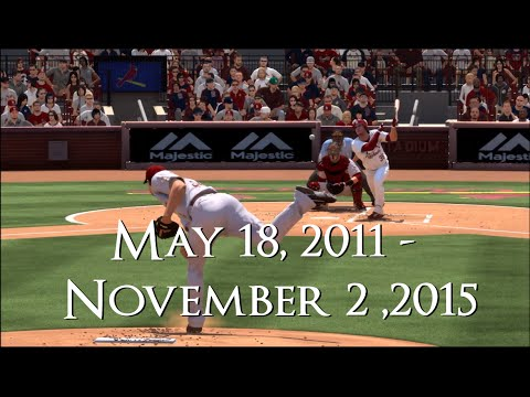 MLB 15: The Show - Pete Kozma Tribute - Outrighted Off The Roster