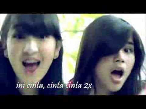 blink ini cinta ( Official video )
