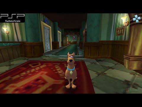 Scooby-Doo! Who's Watching Who? - PSP Gameplay 4k 2160p (PPSSPP)