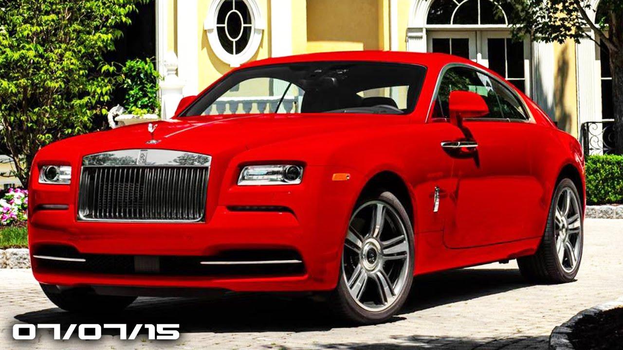 Rolls Royce St. James, Chevy Cools Smartphone, Lotus Evora 400 ...