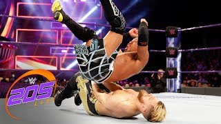 Akira Tozawa vs. Mark Andrews: WWE 205 Live, Feb. 13, 2018