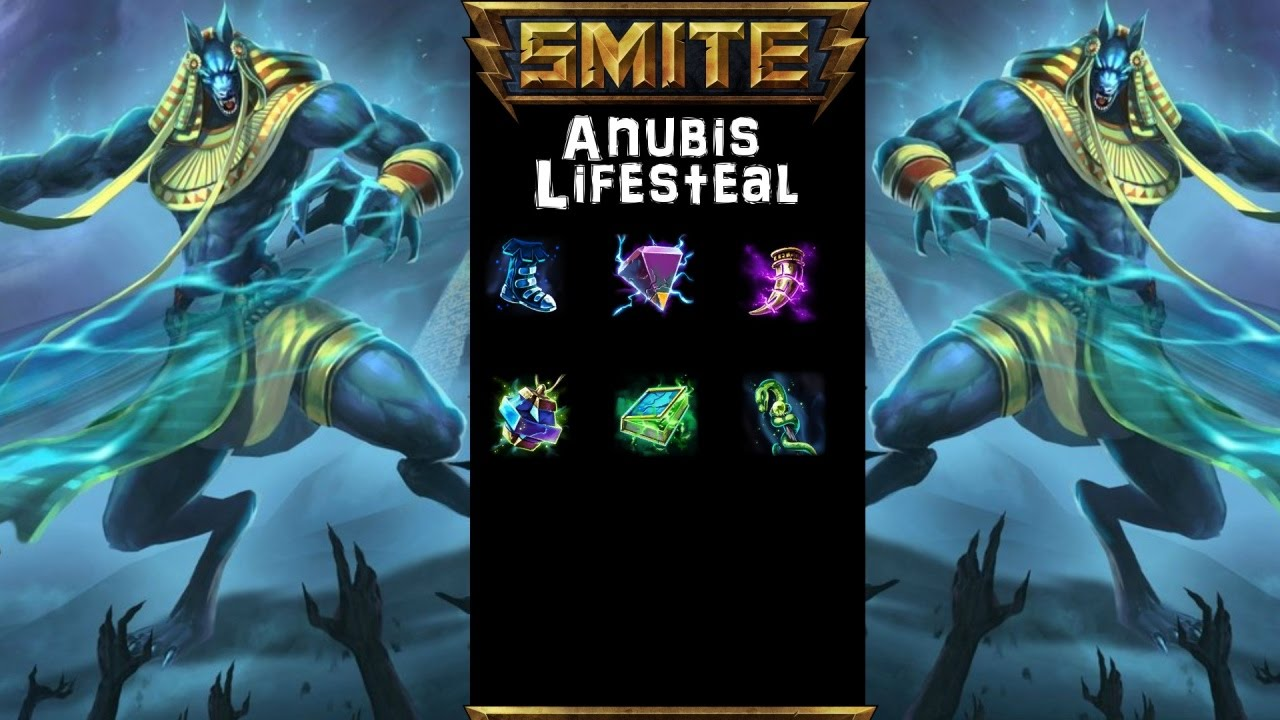 Anubis Build Season