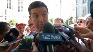 """المحكمة الإدارية الجزائرية تحكم بتجميد صفقة بيع أسهم صحيفة """"الخبر"""" لرجل الأعمال يسعد ربراب"""