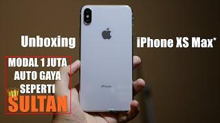 Gambar cover Unboxing iPhone XS Max Indonesia - HDC Version cuma 1jutaan!