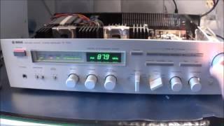 Yamaha R-700 Stereo Receiver Easy Repair