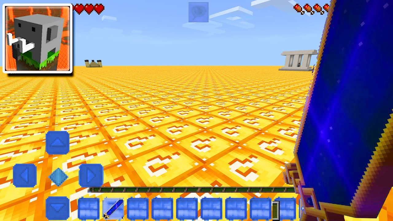 How to make a Lucky Blocks in Craftsman Building Craft