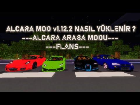 Minecraft Alcara Mod