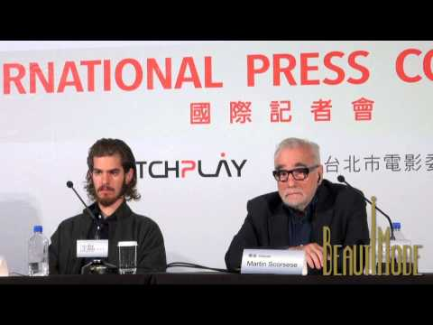 'Silence' Q&A: Issei Ogata was inspired by 'Taxi Driver' to get into acting clip