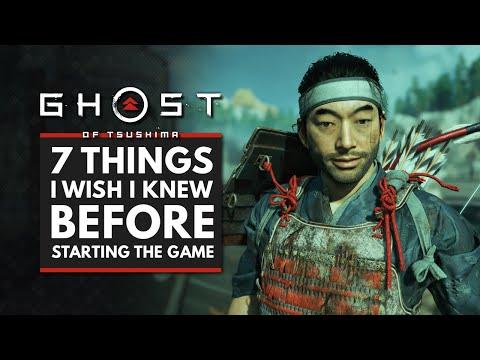 7 Things I Wish I Knew Before Starting Ghost of Tsushima
