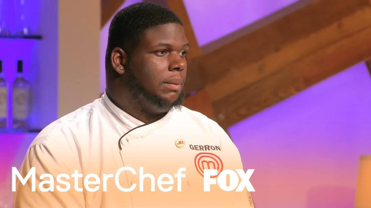 f815b9865ad6 Gerron Is Doing His Mother Justice | Season 9 Ep. 23 | MASTERCHEF ...
