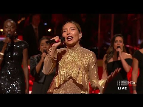 Dami Im - Little Drummer Boy (A Cappella) - Carols By Candlelight 2018 Mp3