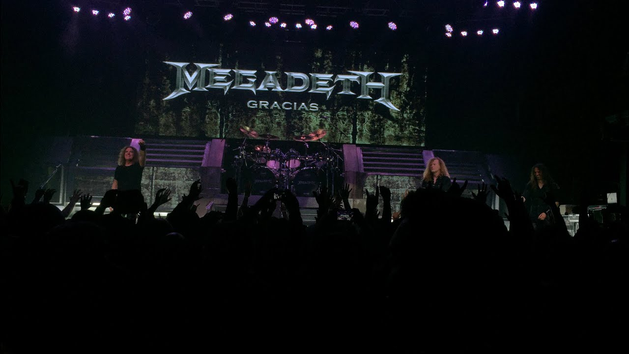 megadeth live in silver spring md may 5 2016 dystopia tour youtube. Black Bedroom Furniture Sets. Home Design Ideas