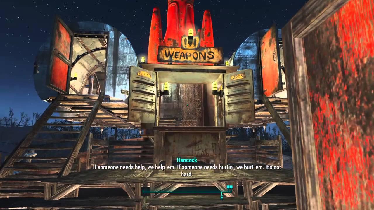 Red Rocket Settlement [Fallout 4]
