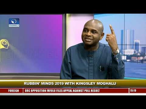 I Have Been Under Pressure To Step Down - Moghalu |Rubbin' Minds|