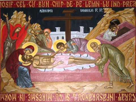 Εγκώμια - The Lamentations - 1st, 2nd & 3rd Stasis - Holy Friday