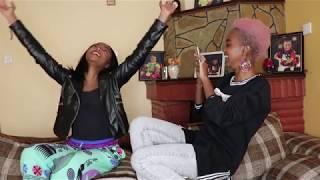 7 SECOND CHALLENGE Ft. Maxine Wabosha | FOI WAMBUI