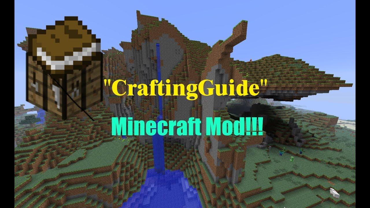Descargar Crafting Guide