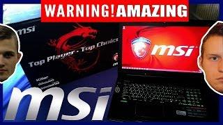 MAN VAIRS NEVAJAG MEITENES (MSi Dominator Pro GT72 2PE Review)