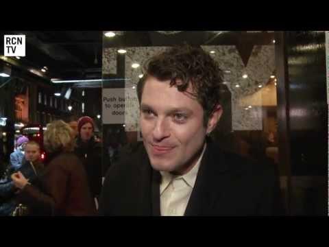 Matthew Horne Interview