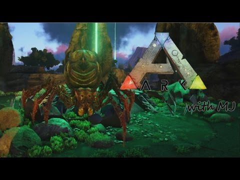 ARK: Survival Evolved with MJ: Growing a battle boat