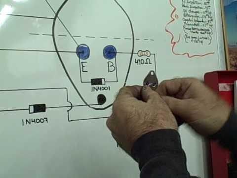 Bedini Motor Generator How To Build One Youtube