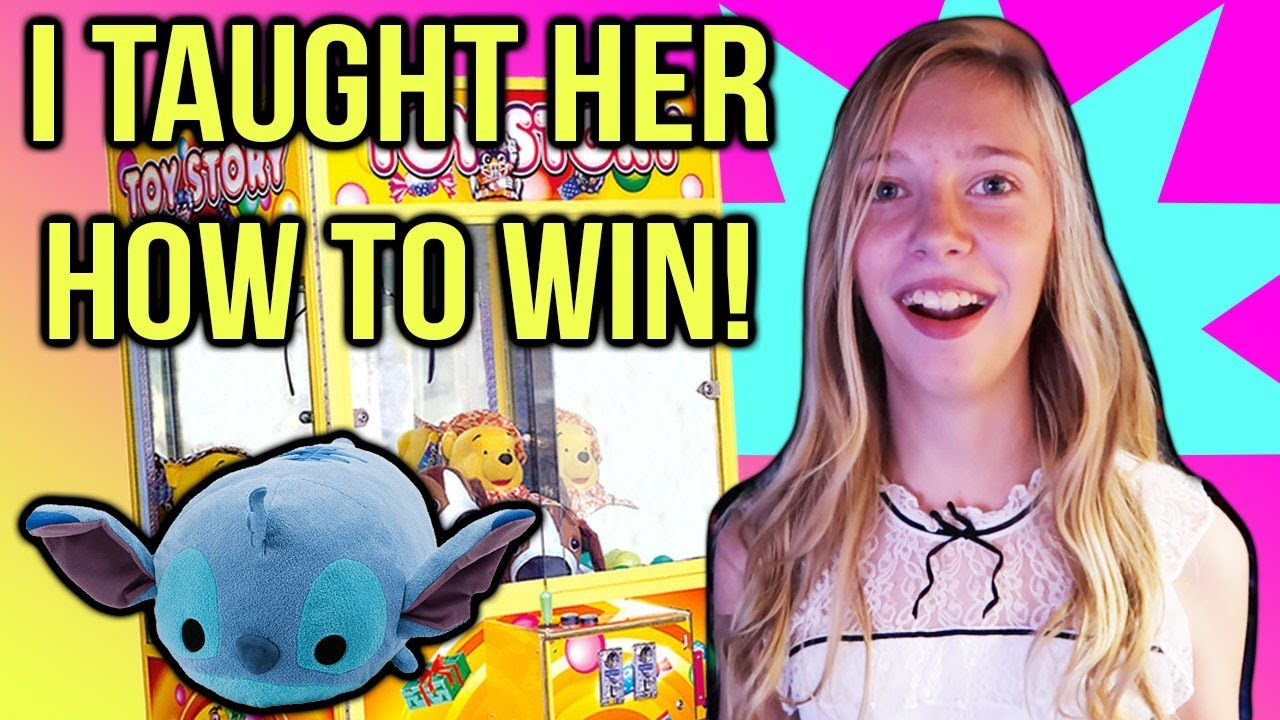 how to win toy claw machine