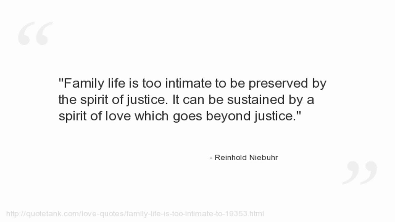 Intimate Quotes Reinhold Niebuhr Quotes  Youtube