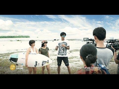 Garuda Indonesia - My Trip My Adventure #GAExploreNias Behind The Scenes